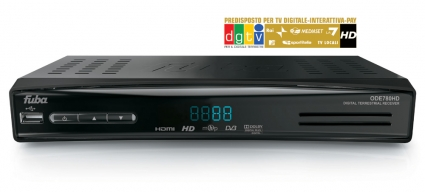 Set-Top box interattivo ODE780hd