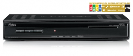 Decoder digitale terrestre HD MHP ODE781HD
