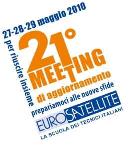 XXI meeting Eurosatellite