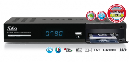 Decoder digitale terrestre HD CI CI+ ODE790HD